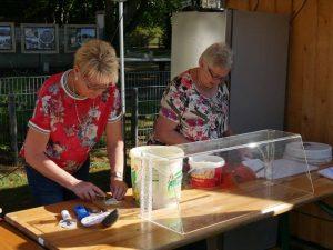Weinfest Dietersdorf 2018 - Vorbereitung Zutaten