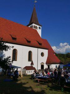 07.10.2018 - Gemeindefest Dietersdorf - Georgskirche groß und klein