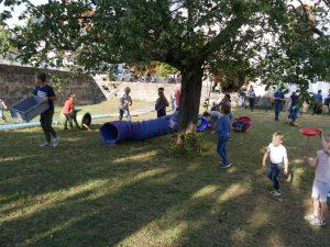 07.10.2018 - Gemeindefest Dietersdorf Kinder Spielecke