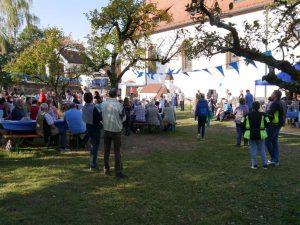 07.10.2018 - Gemeindefest Dietersdorf - Kandidaten Kirchenwahlen