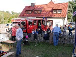 07.10.2018 - Gemeindefest Dietersdorf -Feuerwehr zum anfassen