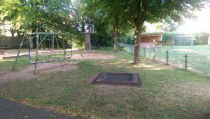 27.07.2018 - Spielplatz Dietersdorf (RPS) - Spielplatz und Bolzplatz