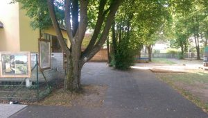 27.07.2018 - Spielplatz Dietersdorf (RPS) - Hinter dem Feuerwehrhaus