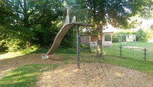 27.07.2018 - Spielplatz Dietersdorf (RPS) - Rutsche
