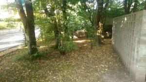 27.07.2018 - Spielplatz Dietersdorf (RPS) - ungenutzte Fläche