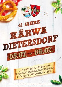 05.07.2019 bis 08.07.2019 - Kärwa Dietersdorf