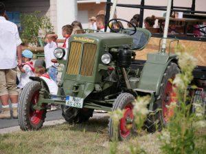 06.07.2019 - Kärwa Dietersdorf (RPS) - Traktor