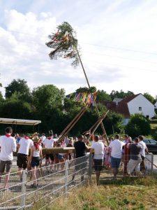 06.07.2019 - Kärwa Dietersdorf (RPS) - Kinder Kärwabaum