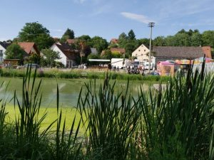 06.07.2019 - Kärwa Dietersdorf (RPS) - Dorfweiher