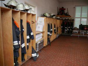 27.07.2019 Familienfest (RPS) - Feuerwehrhaus Ausrüstung