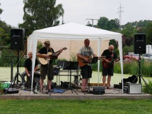 "27.07.2019 Familienfest (RPS) - Showband ""Die Imker"""