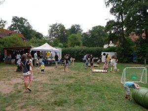 27.07.2019 Familienfest (RPS) - Abwechslungsreiches Programm