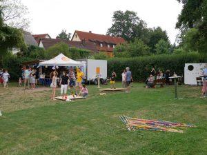 27.07.2019 Familienfest (RPS) - Spielmöglichkeiten