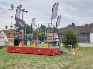 27.07.2019 Familienfest (BaFi) - Ninja Power-Kids Parkour