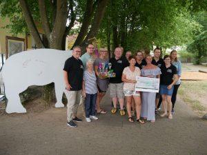 27.07.2019 Familienfest (RPS) - Spielplatz Dietersdorf Spender