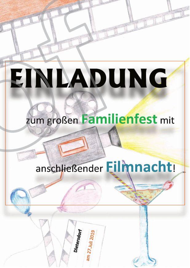 27.07.2019 Familienfest Dietersdorf 2019