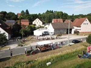 06.07.2019 - Kärwa Dietersdorf (Jochen Steffan) - Kärwa-Baum