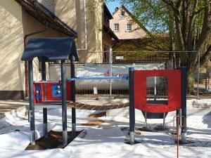 15.04.2020 Spielplatz Modernisierung (Barbara Fischer)