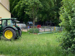 23.05.2020 - Arbeitsdienst der Interessensgemeinschaft 2020 - Dorfweiher