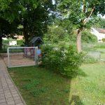 27.06.2021 - Spielplatz Dietersdorf (RPS) - Eingang Kleinkindbereich