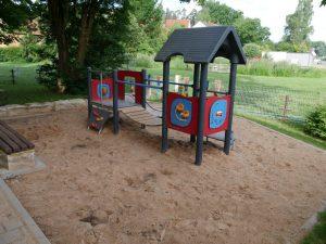 27.06.2021 - Spielplatz Dietersdorf (RPS) - Kleinkindbereich
