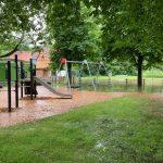 09.07.2021 - Spielplatz Dietersdorf (Carolin Suchanek) - Überschwemmung